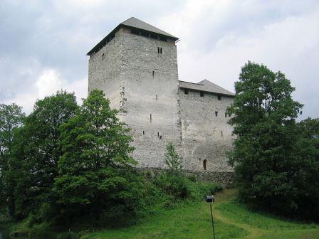 Bild Kapruner Burg