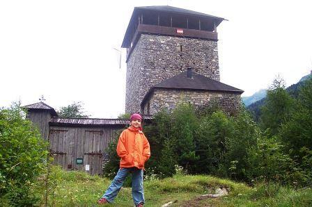 Bild Burg Klammstein Dorfgastein