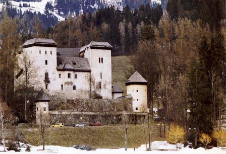 Bild Schloss Goldegg