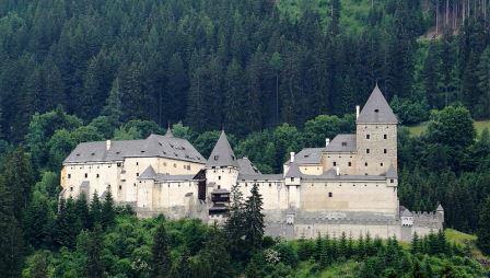 Bild Schloss Moosham Unternberg
