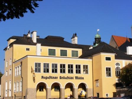 Bild Müllner Bräu Salzburg