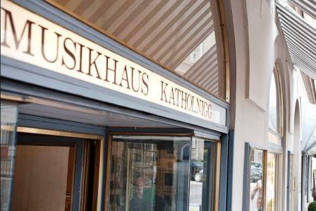 Bild Musikhaus Katholnigg Salzburg
