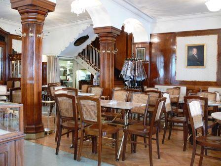 Bild Café Tomaselli Salzburg