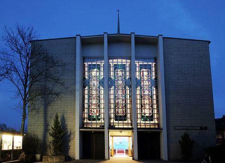 Bild Heimkehrer Dankeskirche Bochum
