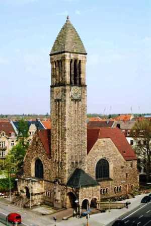 Bild Lutherkirche Bochum