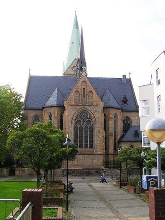 Bild Propsteikirche St. Gertrud von Brabant Bochum