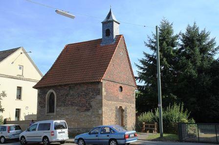 Bild Pilgerkapelle St. Bartholomäus Bochum