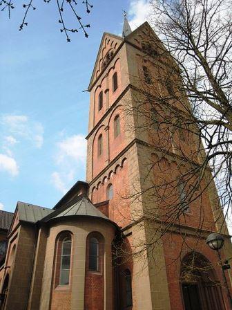 Bild Kirche St. Barbara Dortmund