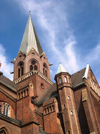 Bild Stiftskirche St. Clara Dortmund