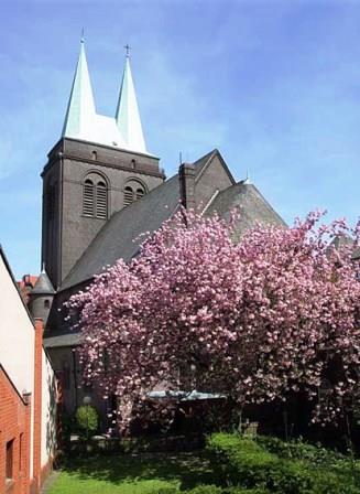 Bild Heilig Kreuz Kirche Dortmund