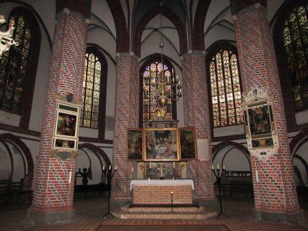Bild St. Gotthardtkirche Brandenburg Havel