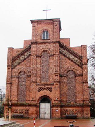 Bild Kirche Heilige Dreifaltigkeit Brandenburg Havel