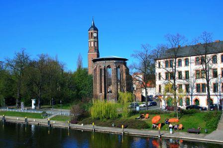 Bild St. Johanniskirche Brandenburg Havel