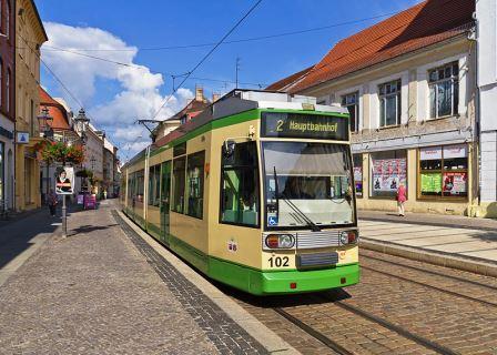 Bild Straßenbahnmuseum Brandenburg Havel