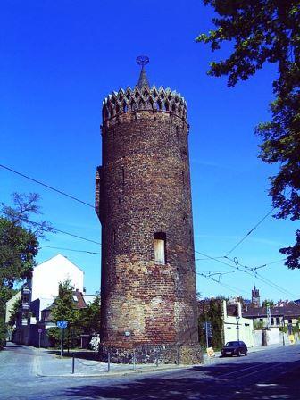 Bild Plauer Torturm Brandenburg Havel