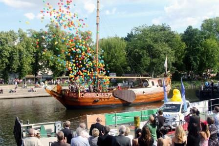 Bild Havelfest Brandenburg Havel