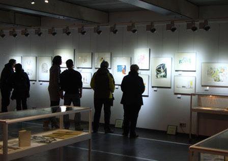 Bild Cartoon Museum Luckau
