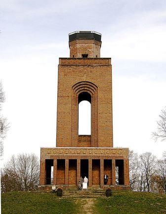 Bild Bismarckturm Burg