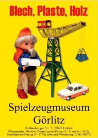 Bild Spielzeugmuseum Görlitz