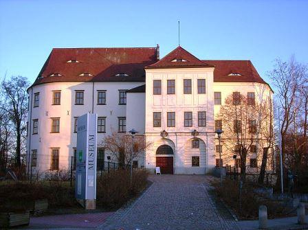 Bild Schloss Hoyerswerda