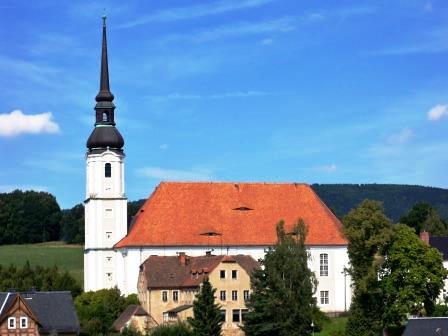 Bild Dorfkirche Cunewalde