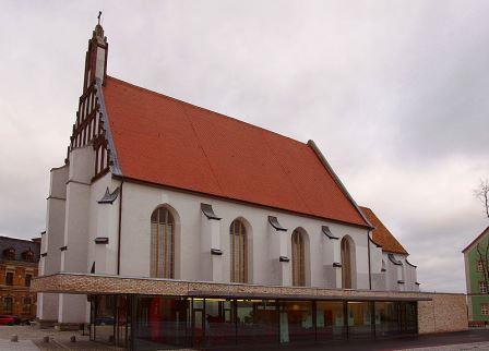 Bild Klosterkirche St. Annen Kamenz