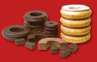 Bild Oberlausitzer Baumkuchen Schlegel