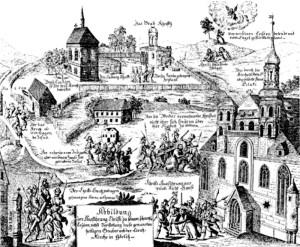 Bild Osterprozession Görlitz