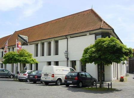 Bild Deutsches Textilmuseum Krefeld Linn