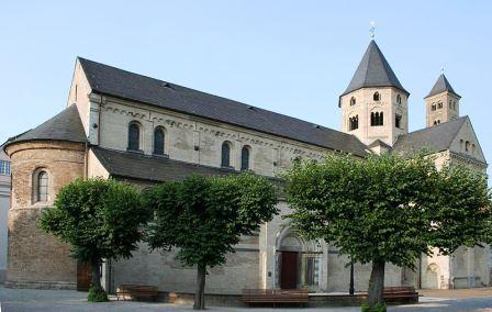 Bild Kloster Knechtsteden Dormagen