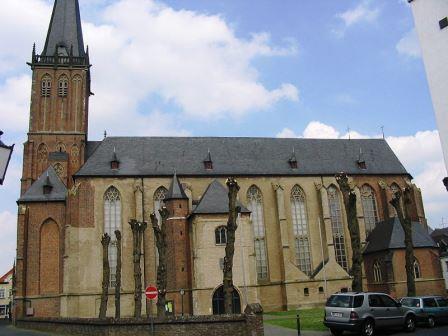 Bild St. Nicolaikirche Kalkar