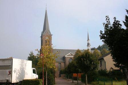 Bild St. Mariae Himmelfahrt Marienbaum