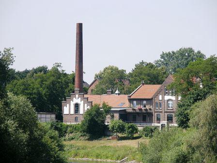 Bild Altes Wasserwerk Wesels