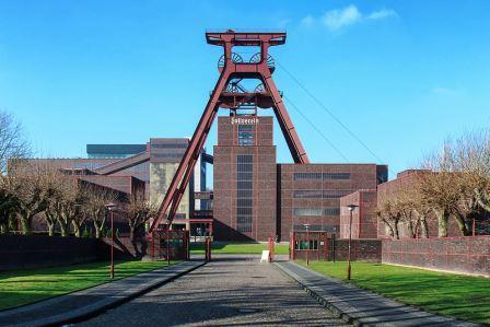 Bild Zeche Zollverein Essen