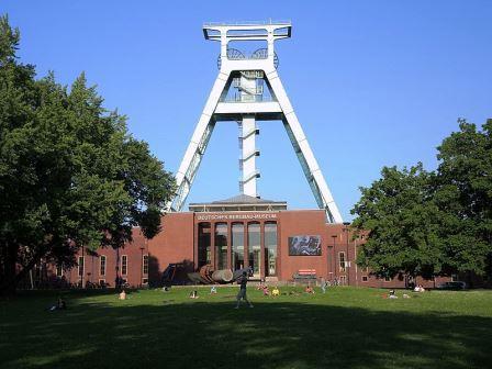 Bild Deutsches Bergbau Museum Bochum