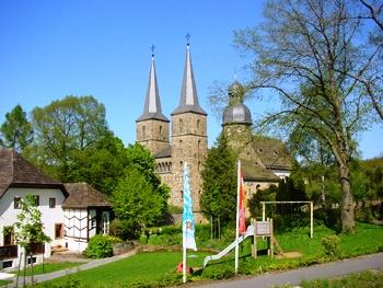 Bild Klosterkrug Marienmünster