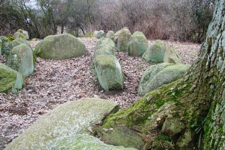 Bild Hügelgrab Lütow