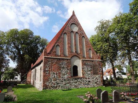Bild Kirche Garz