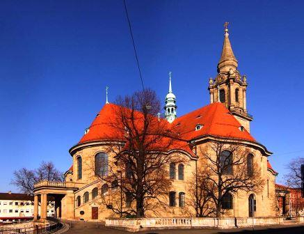 Bild Friedenskirche Ludwigsburg