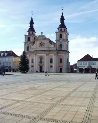 Bild Evangelische Stadtkirche Ludwigsburg