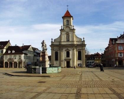 Bild Dreieinigkeitskirche Ludwigsburg
