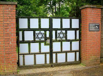 Bild Jüdischer Friedhof Solingen