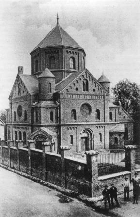 Bild Synagoge Solingen