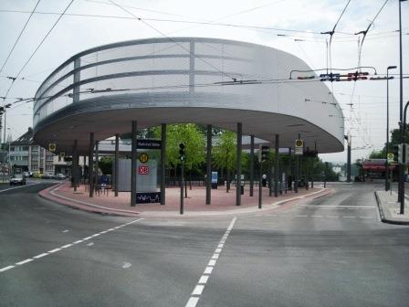 Bild Haltepunkt Bahnhof Solingen Mitte