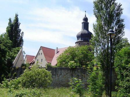 Bild Wasserburg Gommern