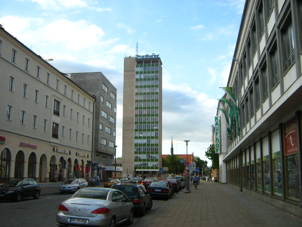 Bild Haus der Kultur und Bildung Neubrandenburg
