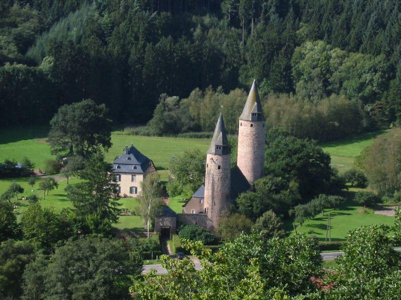 Bild Wasserburg Bruch