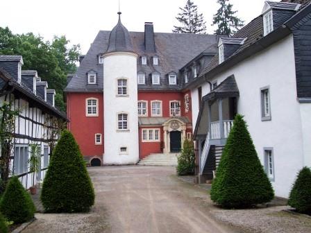 Bild Burg Dalbenden Kall-Urft