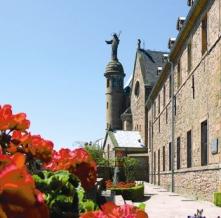 Bild Kloster Mont Sainte Odile