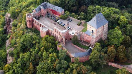 Bild Burg Nideggen